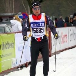 Skiing 90 km - Edgar Klöpping (15889)