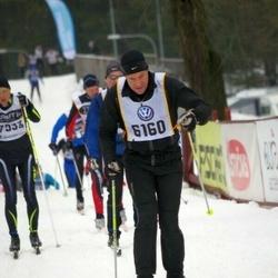 Skiing 90 km - Bo Gärderup (6160)