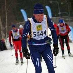 Skiing 90 km - Christer Blomqvist (5344)