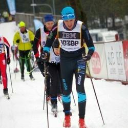 Skiing 90 km - Fredrik Samuelsson (10388)