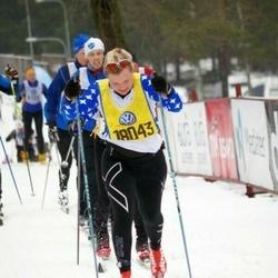 Skiing 90 km - Elin Espling (18043)