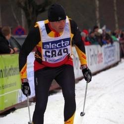 Skiing 90 km - Henrik Magnusson (6849)
