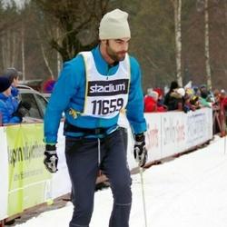 Skiing 90 km - David Törnquist (11659)
