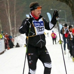 Skiing 90 km - André Tvedt (11977)