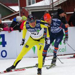 Skiing 90 km - Andreas Nygaard (55), Eldar Rönning (157)