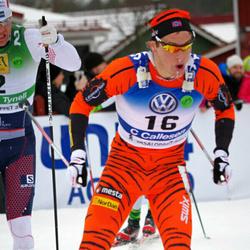 Skiing 90 km - Daniel Tynell (2), Christoffer Callesen (16)