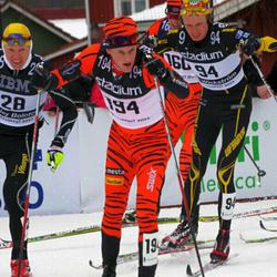 Skiing 90 km - Erik Wickström (94), Espen Udjus Frorud (194)