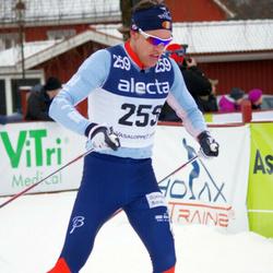 Skiing 90 km - Didrik Smith (259)