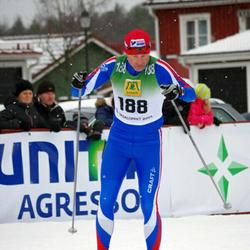 Skiing 90 km - Henrik Eriksson (188)