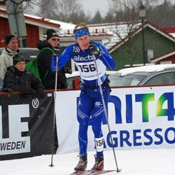 Skiing 90 km - Fredrik Ousbäck (156)