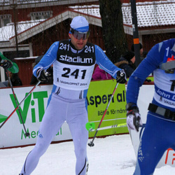 Skiing 90 km - Anders Sörensson (241)