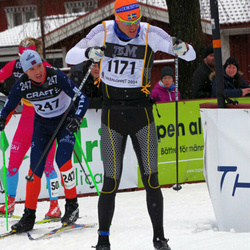 Skiing 90 km - David Støre (247), Karl Zeitz (1171)