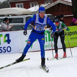 Skiing 90 km - Erik Vilhelmsson (2183)