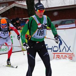 Skiing 90 km - Anders Boström (1181)
