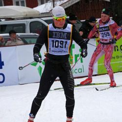 Skiing 90 km - Eivind Haakenstad Godli (1091), Per Anders Eskås (1259)