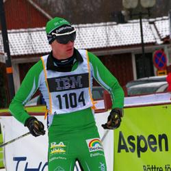Skiing 90 km - Erik Ohlström (1104)