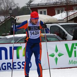 Skiing 90 km - Henrik Magnusson (1406)