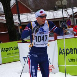 Skiing 90 km - Henrik Eknor (1047)