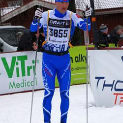 Skiing 90 km - Denis Malin (3855)