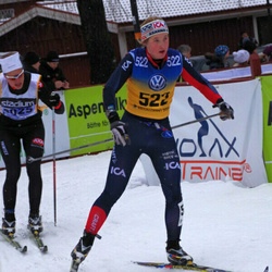 Skiing 90 km - Frida Hallquist (522)