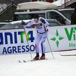 Skiing 90 km - Henrik Jonsson (2066)