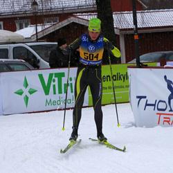 Skiing 90 km - Adela Boudikova (504)