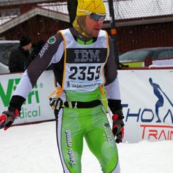Skiing 90 km - Alessandro Carli (2359)