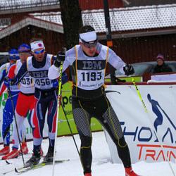 Skiing 90 km - Björn Rudlund (1193)