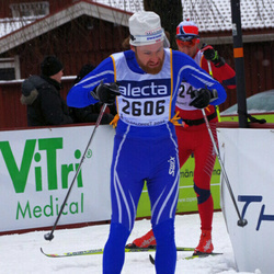 Skiing 90 km - Christian Waaler (2606)