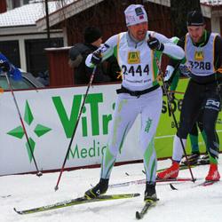 Skiing 90 km - Daniele Vuerich (2444)