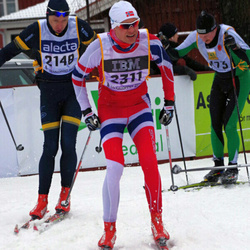 Skiing 90 km - David Jönsson (2148), Morten Bergesen (2311)
