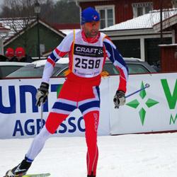 Skiing 90 km - Espen Marcussen (2598)
