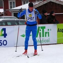 Skiing 90 km - Fredrik Olofsson (2437)
