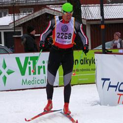 Skiing 90 km - Dominik Walpen (2268)