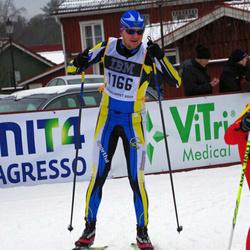 Skiing 90 km - Daniel Blomster (1166)