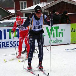 Skiing 90 km - Anders Olsson (3003)