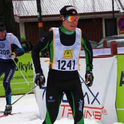 Skiing 90 km - Espen Waage Skjeflo (1241)