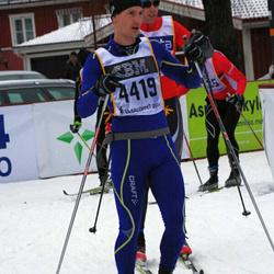 Skiing 90 km - David Czuczor (4419)