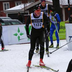 Skiing 90 km - Eirik Solstad (3132)