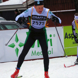 Skiing 90 km - Jan-Anders Jonsson (2575)