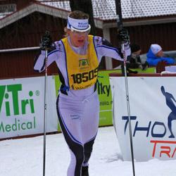 Skiing 90 km - Carina Lagerlöf (18509)