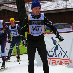 Skiing 90 km - Daniel Westerlund (4471)