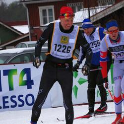 Skiing 90 km - Adam Blomberg (1226)