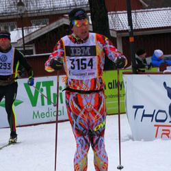 Skiing 90 km - Anders Ersbjörs (3154)
