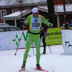 Skiing 90 km - Christian Lundin (2269)