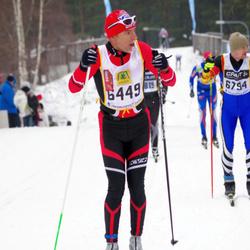 Skiing 90 km - Antonio Barberis (6449)