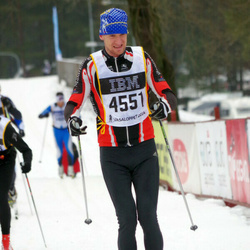 Skiing 90 km - Anders Swärd (4551)