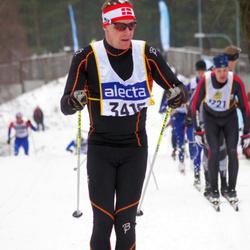 Skiing 90 km - Eskil Berg-Sörensen (3415)