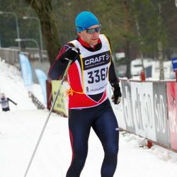 Skiing 90 km - Adrian Hörnqvist (3361)