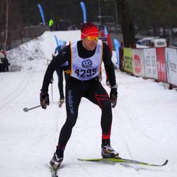 Skiing 90 km - Christian Höglund (4299)